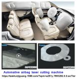 Machine de découpage automobile automobile de laser de couverture de couverture de portée