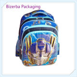 より安い3D Colorful Princess Kid School Bag Backpack