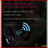 지능적인 팔찌 시계, Bluetooth 지능적인 팔찌, 지능적인 스포츠 팔찌