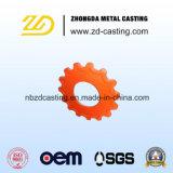 China-legierter Stahl-Investitions-Gussteil