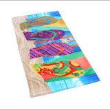 Выполненное на заказ полотенце пляжа печатание велюра