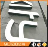 Lettera acrilica di disegno di marchio 3D