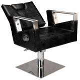 Eleganter vollständiger Verkauf verwendete Salon-bewegliche Herrenfriseur-Stühle