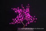 Decorazione di natale dell'indicatore luminoso dell'albero di acero di paesaggio del LED