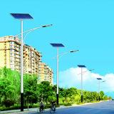 Réverbère Solaire de la Qualité 10m Polonais 100W LED (JS-A2015101100)