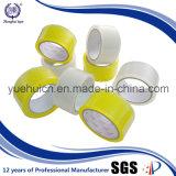 Mejor Calidad de adhesivo acrílico OPP amarillento cinta de embalaje