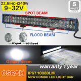 23インチ240W 9-32V High Power Osram LED Light Bar
