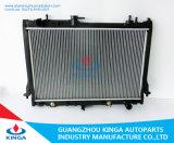 Dmax 12 (2500CC) am Aluminiumauto-Kühler für Isuzu Kühler-Plastikbecken