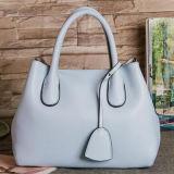 Sacs à main occidentaux Emg4715 de femmes de cuir véritable de type de sac d'emballage de mode