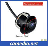 360 gradi Rotatable Security Car Video Camera con il on&off Switch Optional di Parking Lines