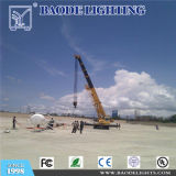 18m Galvanized High Mast Lighting Tower의 제조자