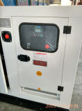 jogo de gerador Diesel silencioso Soundproof do motor Diesel de 100kw Weichai