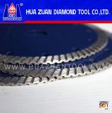Het professionele Kwaliteit Afgesneden Gesegmenteerde Scherpe Blad van de Diamant van het Blad van de Zaag