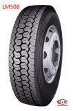 M+S Mark (LM508)를 가진 215/75R17.5 285/70R19.5 Longmarch Tubeless Snow Tyre
