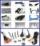 Машина прессформы инжекционного метода литья кабеля PVC пластичная