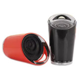 無線Bluetoothのスピーカーの小型コップの形携帯用可聴周波プレーヤーFMの無線のカード
