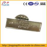 Kundenspezifischer MetallreversPin mit Basisrecheneinheits-Kupplung