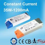 35W 1.2A konstante Stromversorgung des Bargeld-LED mit Cer RoHS