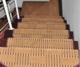 Alfombra rústica de la escalera del estilo europeo