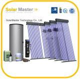 Chaufferette à énergie solaire à haute pression fendue