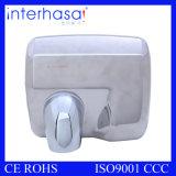 304 Cuerpo de acero automático hotel Supermercado secador de manos