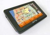 """Navigation du véhicule GPS de la vente chaude 4.3 """" avec la CPU duelle de 800 mégahertz de la crispation 6.0"""