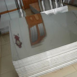 Planchas de acero inoxidable del espejo de armario