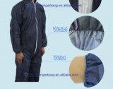 100%年のポリプロピレンの使い捨て可能な非編まれたつなぎ服の製造者