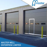 Design moderne Automatic Roll vers le haut de Garage Door avec Customized Size