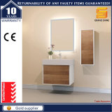 2016 Melamine moderno Finish Bathroom Vanity para North Europa