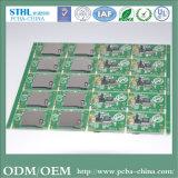 電子バラストPCBのボードDVR PCB透過PCBのボード