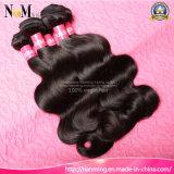 Extensões não processadas originais por atacado do cabelo de China do Virgin do cabelo humano de Remy