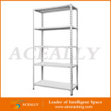 Customized Light Duty Slotted Angle Garage Storage Shelf
