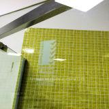 Compartiment en verre de douche d'articles de diamant d'espace libre sanitaire de forme (H008B)