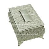 Kundenspezifischer Ring-Geschenk-Kasten, Schmucksache-Juwel-Kasten