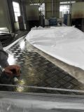de Industrie 1050 1100 en Machines Vijf de Plaat van het Loopvlak van het Aluminium van de Staaf