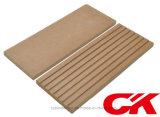 WPC van uitstekende kwaliteit Stevige Decking/Plastic Vloer Flooring/WPC Decking
