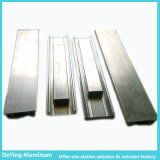 Aluminium/Aluminum Profile Extrusion pour Hair Straightener