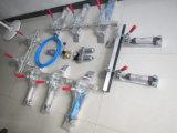 DIY機械を伸ばす空気クランプスクリーンの伸張器の一定の網