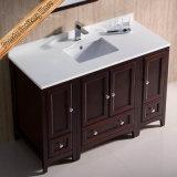 Fed-1069 вишня 48 дюймов самая лучшая продавая заканчивая самомоднейшую мебель ванной комнаты