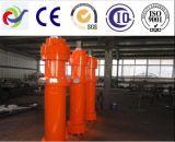 Elevador Ccylinder hidráulico do caminhão de descarga