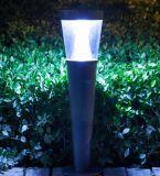 Indicatori luminosi esterni solari del prato inglese del giardino degli indicatori luminosi