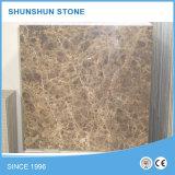 Mattonelle di marmo bianche di Arabescato per il pavimento, la parete ed il controsoffitto