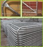 A exploração agrícola galvanizada das portas bloqueia portas da câmara de ar do metal para a venda