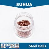 2.381mm 3/32 '' bille de solides solubles pour la sphère solide de la machine de meulage de chocolat G200
