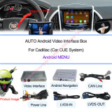 Car Navigation and Multimedia Kit for Cadillac Based on Android 4.4