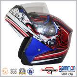 OEM de Koele Modulaire Helm van de Tatoegering met Dubbel Vizier (LP505)