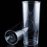 أداة مائدة فنجان بلاستيكيّة [هي] كرة زجاج [300مل]