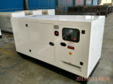 комплект генератора двигателя дизеля 100kw Weichai звукоизоляционный молчком тепловозный