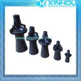 Bocal de mistura líquido industrial do purificador do Venturi da resistência de corrosão